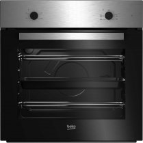 Beko BRIC21000X Built In Electric Single Oven - Stainless Steel